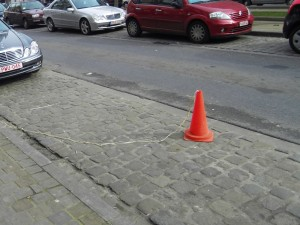Anti parking pilon 2