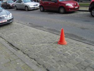 Anti parking pilon 2