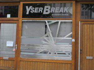 Yser Break