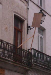 Streetlight blocker
