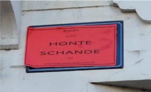 Honte / Schande