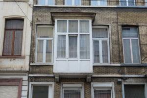 Rogier balconies