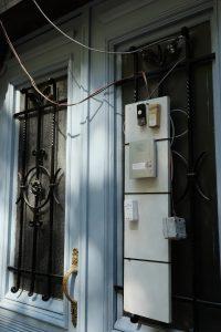 Door bell impro