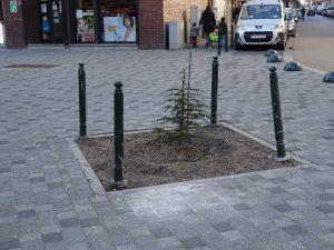 Self initiated tree